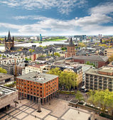 Panorama of Cologne — Stock Photo
