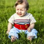 Portrait of a boy — Stock Photo #10942733
