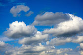Sky and Clouds — Stockfoto