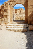 Ancient steps — Stock Photo