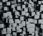 Immagine astratta di sfondo cubi — Foto Stock
