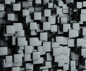 Abstrakt bild av kuber bakgrund — Stockfoto