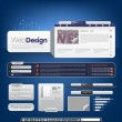 Web design - Stock Vector