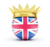 England crown — Stock fotografie