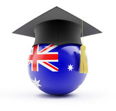 Education in australia — Stock Photo