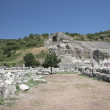 Old Town of Ephesus. Turkey — Stock Photo