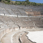 Old Town of Ephesus. Turkey — Stock Photo