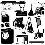 Постер, плакат: Household appliances