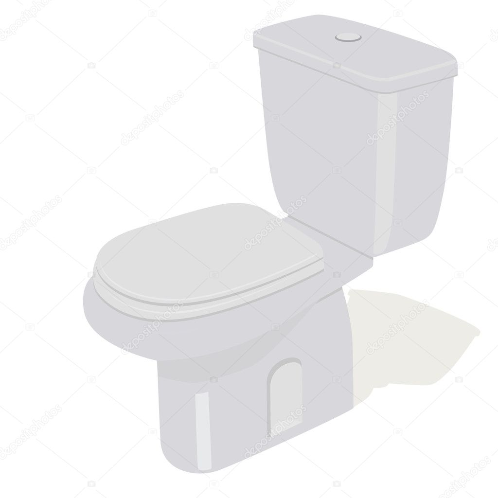 Wc with cistern stock photo guarding 11996247 - Object deco wc ...