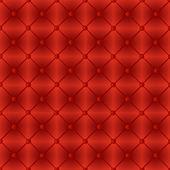 El patrón rojo — Vector de stock