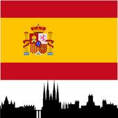 Spain. — Stock Vector