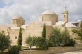 Medieval Byzantium monastery, Cyprus — Stock Photo