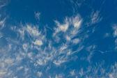Spindrift chmury — Zdjęcie stockowe