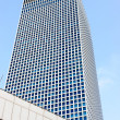 Azrieli Center, square tower, Tel-Aviv — Lizenzfreies Foto