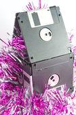 Los disquetes — Foto de Stock