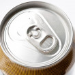 Aluminum drink can — Stock Photo
