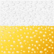 Beer texture 2 - Stock Vector