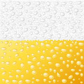 Beer texture 2 — Stock Vector