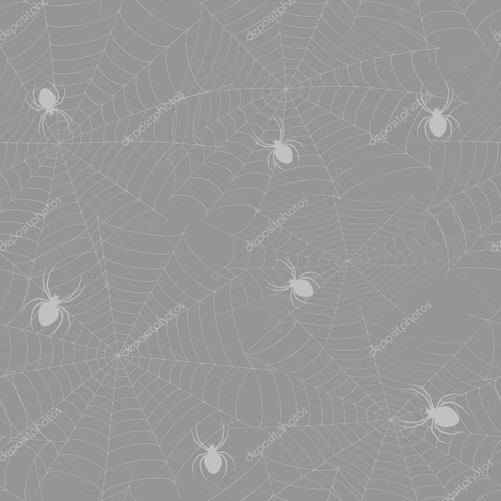 Halloween  seamless with web Clipping Mask — Stock Vector #12274865