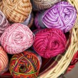 Knitted Wool — Stock Photo #12033270