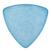 Palheta azul — Foto Stock