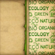 Eco wallpaper — Stock Photo #11529670