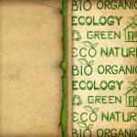 生态壁纸 — 图库照片