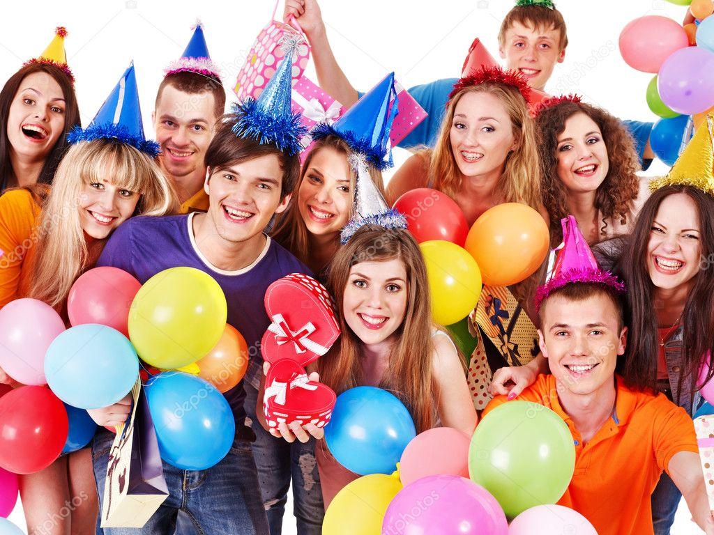 Конкурсы ко дню рождения подросткам