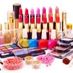 Decorative cosmetics. — Stock Photo