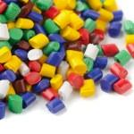 Polymer granules — Stock Photo #11293176