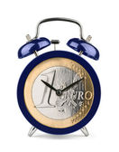 Euro time — Stock Photo
