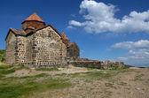 Sevanavank monastery — Stock Photo