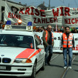 Stock Photo: May Day in Zurich