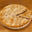Freshly baked homemade apple pie — Stock Photo #11461317
