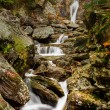 Bash Bish falls in Berkshires — Stock Photo