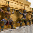 Grand Palace in Bangkok Thailand — Stock fotografie