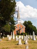 St Ignatius church Chapel Point Maryland — Stock Photo