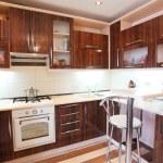 厨房 — 图库照片