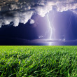 Thunderstorm — Stock Photo