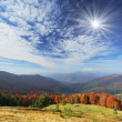 Mountains landscape — Stockfoto