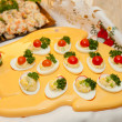 Deviled eggs — Stock Photo #10977515