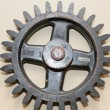 Cogwheel — Stock Photo #10978528