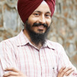 Young adult indisikh man — Stock Photo #11709903