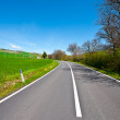 Stock Photo: Road in Tuscany