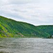 Bend of the Rhine — Stock Photo