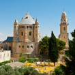 Mount Zion - Stock Photo