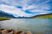 Lake Sarner — Stock Photo