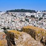 östliga jerusalem — Stockfoto