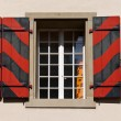 Stripy Shutters — Stock Photo #11822808
