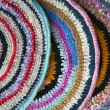 Handmade rugs — Stock Photo